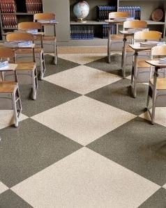 Vct Or Sheet Vinyl Desitter Commercial Flooring